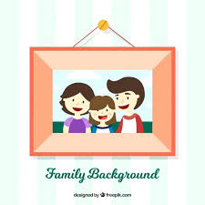 family frame picture frame background with family photo free vector family photo frame designs family photo family frame