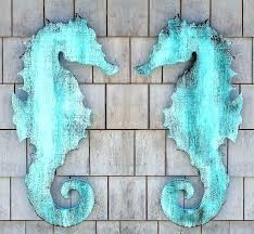 breathtaking seahorse wall art metal wooden plaque eclectic artwork new large canvas breathtaking  on seahorse wall art metal with breathtaking seahorse wall art metal serenade sculpture set large