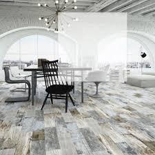 sample or 5 25m2 polynesian blue vintage wood effect floor tile deal 600 x 150