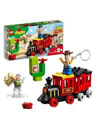 <b>Конструктор LEGO</b> DUPLO <b>Toy Story</b> 10894 Поезд История ...