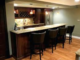 Cool Basement Bar Ideas Bars For Basements Attractive Insanely Cool
