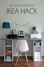 awesome office desk. Unique Desk Ideas For Small Spaces Attractive Awesome  Office Design Inspiration