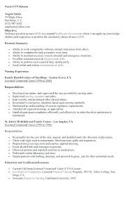 Sample Lpn Resume Custom 28 New Sample Lpn Resume Poureux