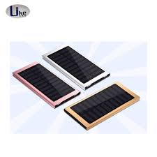 High Quality Solar Power Bank 80000mah Portable Charger Battery