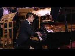 Lang <b>Lang</b> - <b>Rachmaninov</b> Piano Concerto No. 2 - 2nd Movement ...