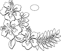 Small Picture Hawaiian Coloring Pages Beautiful Hawaii Coloring Page Free