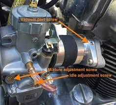 cb450 mikuni carburetor convesion the