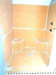 schluter kerdi shower system kit 48 x 72