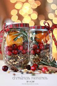 Mason Jar Decorating Ideas For Christmas 100 Festively Fun Christmas Mason Jar Crafts for the Holidays 51