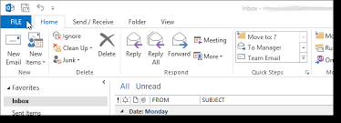 How To Create A New Signature In Outlook 2013