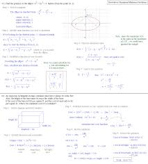 calculus max min answers 6 calculus max min word problems