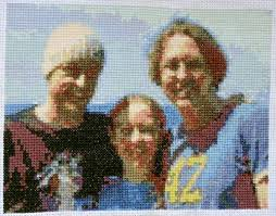 Cross Stitch Chart Generator Myphotostitch Com Make Your Own Free Cross Stitch Patterns