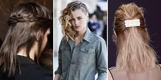 Coiffures Cheveux Mi Longs 20 Idées Pour Se Coiffer Avec