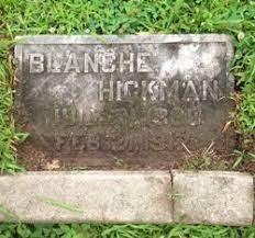Blanche Kuebler Hickman (1883-1917) - Find A Grave Memorial