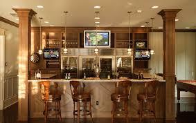 Industrial Bar Cabinet Diy Basement Bar Cabinets Bat Wet Bar Glass Door Wine Room Taupe