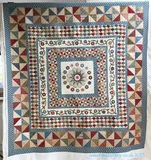 143 best Fabadashery Longarm Quilting (UK) images on Pinterest ... & 'Oakhampton' quilt made by Jenny Otto, custom quilted by Frances Meredith,  designed · Longarm QuiltingPatchwork ... Adamdwight.com