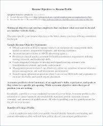 resume mission statement examples good resume objective statement sample 22 lovely resume objective