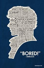 Sherlock Quotes Enchanting Sherlock Quote Poster Sherlock Pinterest Sherlock Sherlock