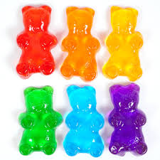 quick and easy gummy bear shower jelly soaps make a great homemade gift idea make