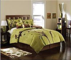 We have this bed set, just need the decoration ideas for the rest of the