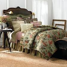 noop chaps ralph lauren brittany 3 pc king comforter set fl stripe washable duvet cover setsmaster