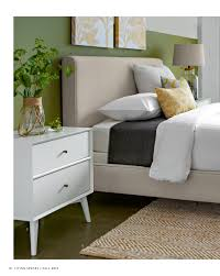 Living Spaces Bedroom Furniture Living Spaces Product Catalog Fall 2016 Page 16 17