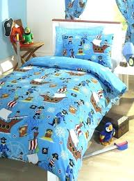 toddler bed duvet size uk pirates set pirate bedding linen sets blue junior cover pillowcase toddler bed duvet