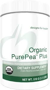 Designs For Health Pea Protein Unflavored Designs For Health Organic Purepea Plus Vanilla Strawberry Pea Protein Powder With Greens 18g Vegan Protein Alkalizing Vegetables Organic