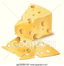 swiss cheese slice drawing. Brilliant Slice Vector Realistic Emmental Cheese Wedge With Slices Inside Swiss Cheese Slice Drawing