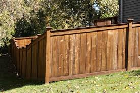 wood privacy fences. Part 2: Wood Privacy Or PVC Fence? Fences