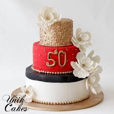 50th Birthday Cake For Mom