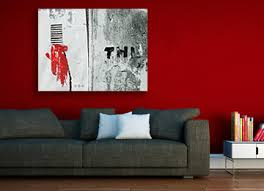 grey black white red wall art urban art contemporary digital painting contemporary on grey red wall art with modern abstract in black white grey and red canvas wall art
