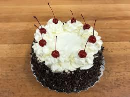 Black Forest Cake Angelos Italian Bakery Market