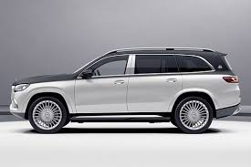 The vehicle bows to welcome you in, lowering its suspension for entry and exit. Mercedes Benz Gls Maybach X167 Specs Photos 2020 2021 Autoevolution