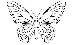 Butterfly Template To Print Butterfly Template The Best Ideas For