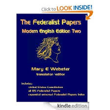 The federalist papers summary
