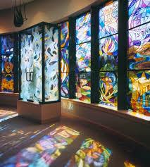 domestic decorative glass panel s