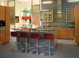 Open Kitchen Island Designs Inspiring Contemporary Kitchen With Classic Island Design Combined