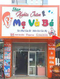 Shop Mẹ và Bé Nghĩa Trâm - Home