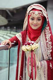 110 muslim bridal wedding dresses with sleeves latest hijab designs