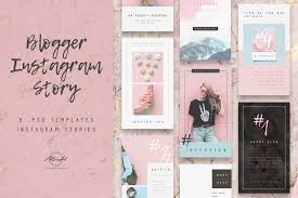 Free Design Templates For Instagram Pastel Instagram Stories Template Ad Affiliate Note