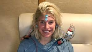 She took to instagram easter sunday while recovering at home to thank everyone for their prayers and shared more details about the. Kelly Stafford S Recovery From Brain Tumor My Biggest Fear Is Not Being Here