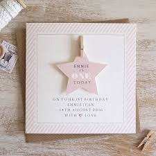 personalised star first birthday card on box cards original grandson able invitations happy packs funny toast