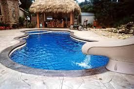 bonanza small inground pools cost fiberglass pool kits house outdoor