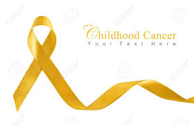 Small Picture Childhood Cancer Ribbon Images Stock Pictures Royalty Free