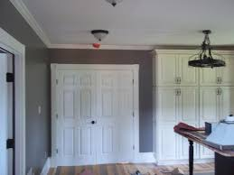 Kitchen Wall Painting Cabin Interior Kitchen Wall Color Mountain Smoke Ceilings Sw