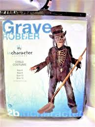 Upc 843269018788 In Character Kids Boys Scary Zombie