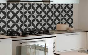 Kitchen Tiles For Splashbacks Update Your Kitchen Or Bathroom With Patterned Tiles Tile Wizards