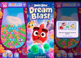 🎖▷ Laden Sie jetzt das neue Spiel Angry Birds: Dream Blast herunter