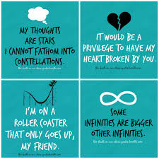 The Fault In Our Stars Via Tumblr On We Heart It Impressive Quotes From The Fault In Our Stars